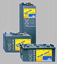 Sealed Lead/Acid batteries