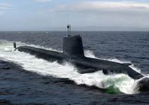 General picture of a Submarine